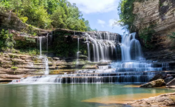 7 Secret Swimming Holes You'll Want To Visit