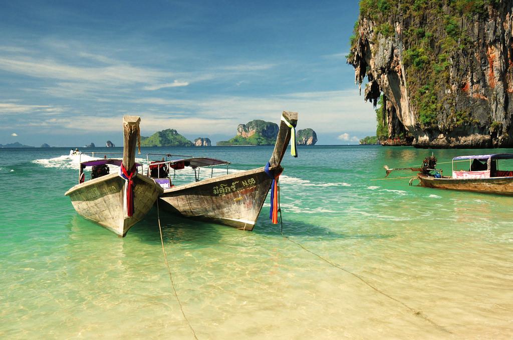 4 Most Beautiful Thailand Beaches
