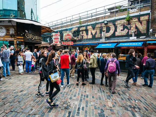 4 Places To Visit In Camden