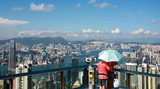 5 Top Places To Visit In Hong Kong