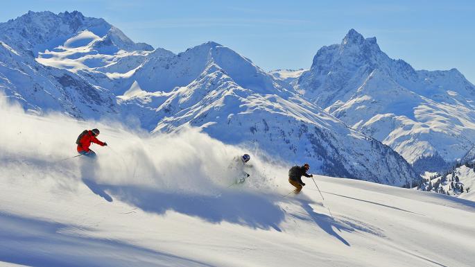 3 Best Ski Resorts In Europe